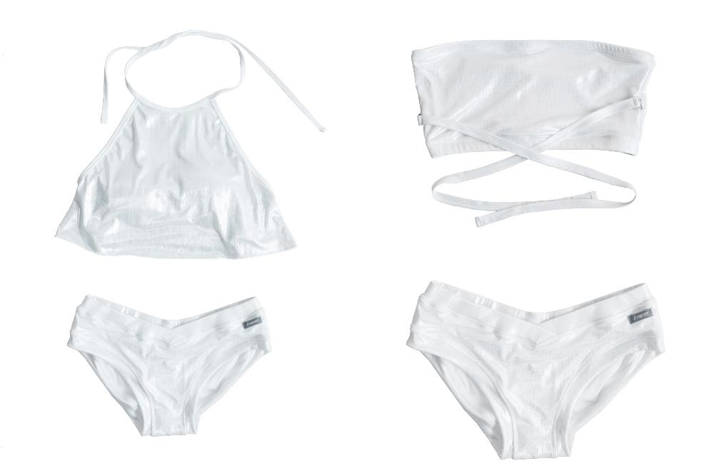 Swimwear/underwear white color image-S8L3